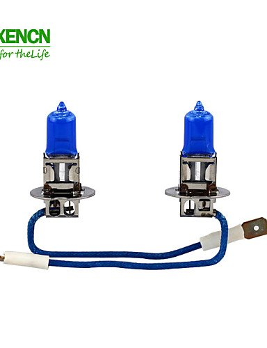 RFF- h3 12v 100w 5300K xeno ultimo bianco blu diamante lampadina dell'automobile lampada alogena auto della