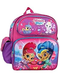 Nickelodeon Shimmer and Shine Toddler 12 Backpack by Nickelodeon