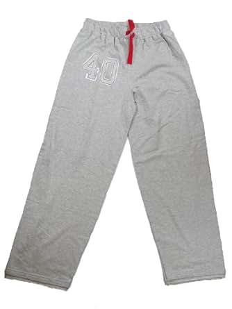 pantalons pour hommes salon gris (MOYEN - 2)