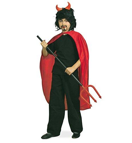 Gurimo-Tex 112295 - Umhang Teufel Kostüm, (Kostüme Azrael)
