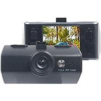 Grabador de Datos de automóviles del automóvil de visión Nocturna 1080p HD con visión Nocturna y Pantalla panorámica de 120 Pulgadas A 120 ° A + Lente Gran Angular