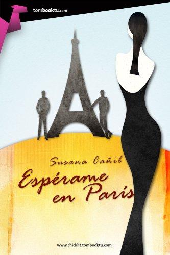 Espérame en París por Susana Cañil
