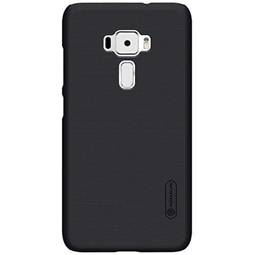 Asus Zenfone 3 ZE552KL Case - IVSO Slim Hard Shell Case for Asus Zenfone 3 ZE552KL 5.5 inch Smartphone (Slim Fit Series - Black)