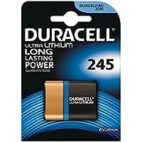 Duracell Ultra Batterie Specialistiche Foto al Litio 245 1 cella