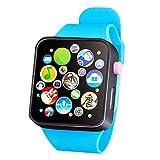 Behavetw Smartwatch, Early Learning 3D-Touchscreen, Smart-Armbanduhr, Tier-Farm Tastatur, elektrisches Klavier, Kinderspielzeug, Geschenk für 3-6 Jahre alte Babys, 1