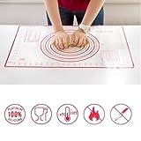 Ahimitsu silicone dough Rolling antiaderente Pad pasticceria torte Bakeware Liner Mat impastare Pad per cottura
