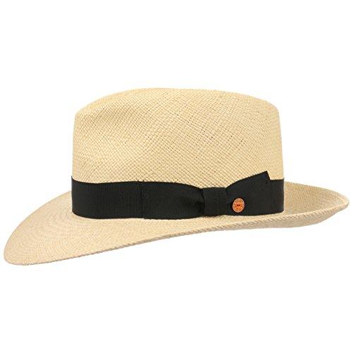Mayser Sombrero Bogart Panamá de sol verano (64 cm - natural) 45672d2b61e