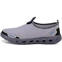 Yajie-shoes Las Sandalias Casuales para Hombres y Mujeres Son Transpirables y Ligeras Zapatillas de