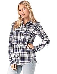 Vans Meridian III Flannel Shirt -Fall 2018-(VN0A3IRYYEU1) - Lavender Fog -