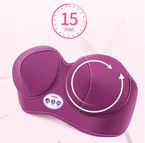 ZQYY®Brust-Massagegerät/Kabellos Elektrische Brüsten Enhancer/Beschleunigen die Durchblutung/Prävention von Brustkrankheiten/Vergrößern Schönheit Brustpflege