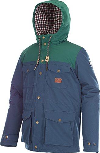 Picture Herren Snowboardjacke JACK , Größe:L, Farben:DarkBlue