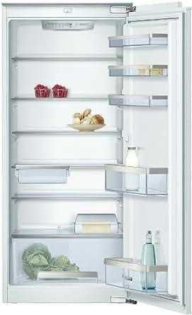 Bosch KIR24A61 Einbaukühlschrank / A++ / 226 L / Weiß / Super-Kühlen / Abtau-Automatik