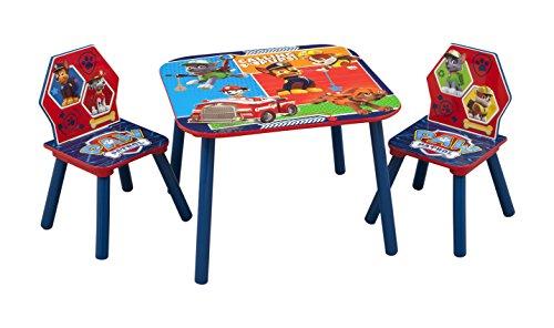 Winnie the Pooh de Disney mesa y silla multicolor