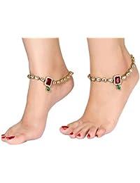 gold covering anklets online dating