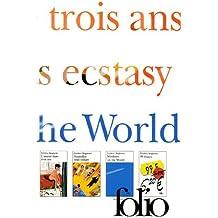 Beigbeder Coffret en 4 volumes : L'amour dure trois ans ; Nouvelles sous ecstasy ; Windows on the World ; 99 francs