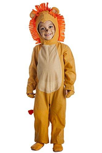 Imagen de disfraz de leon infantil 3 4 años