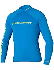 Lycra MAGIC MARINE Cube Rash Vest L/S Men
