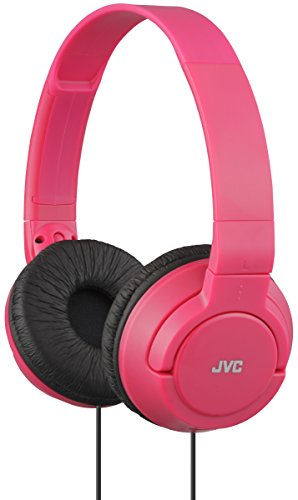JVC HA-S180-R-E - Auriculares de diadema cerrados