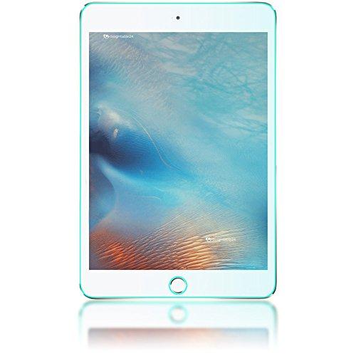 delightable24 Pellicola Protettiva Vetro Temprato Glass Screen Protector APPLE IPAD PRO (9,7') Tablet - Transparente