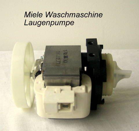 Miele 4303788831 Waschmaschinenzubehör / Abwasserpumpen Pumpe