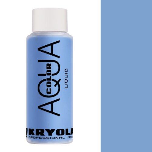 KRYOLAN Aqua Color Liquid Bodypainting Farbe 30 ml Farbe BLAU1 (Kryolan Color-make-up Aqua)
