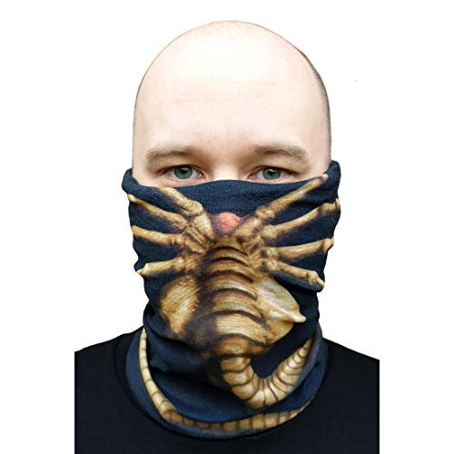 Facehugger-Multifunktionstuch ()
