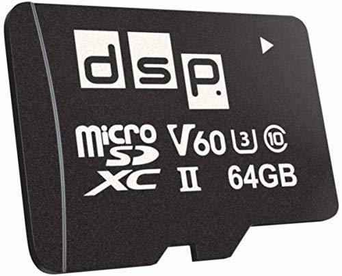Tarjeta de Memoria de 64 GB (UHS-II V60) para ZTE Blade V8...