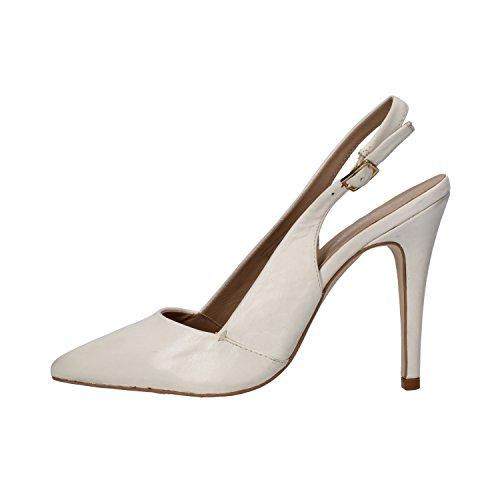 CARMENS sandali donna grigio pelle AF501 (37 EU)