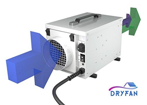 ECOR PRO DryFan®8 Deshumidificador Desecante DH800