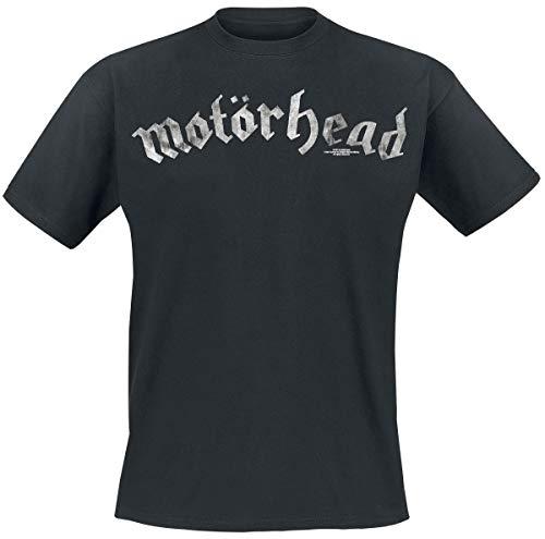 Motörhead Logo Camiseta Negro M