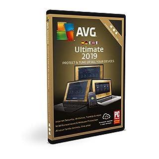 AVG Ultimate 2019 | Unbegrenzt | 1 Jahr