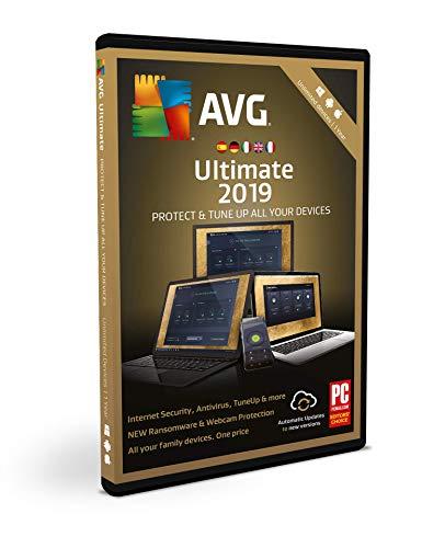 AVG Ultimate 2019 | Dispositivos Ilimitados |