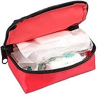 Verbandtasche, Shsyue Tragbar Erste Hilfe Medizinische Tasche für Reise, Haushalt, Camping, Auto Rot preisvergleich bei billige-tabletten.eu