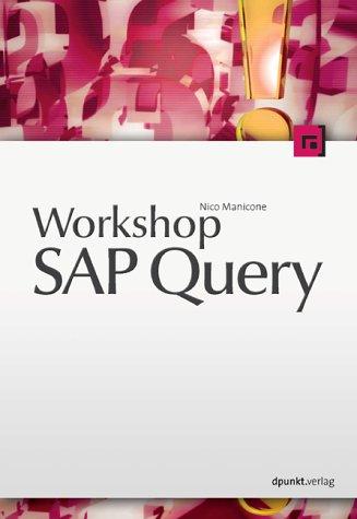 Workshop SAP Query. par Nico Manicone