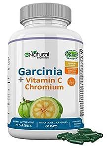 garcinia cambogia extra fort vitamine c et chrome puissant br lee de graisses 100 naturel. Black Bedroom Furniture Sets. Home Design Ideas