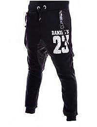 Daniel \u0027s , Sarouel à bretelles enfant Daniel s 23 noir , 10 ans,