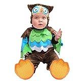 Disfraz Búho Niño,Bebé Disfraces Halloween Carnaval Traje Animales Ropa Pelele Cosplay 3PC
