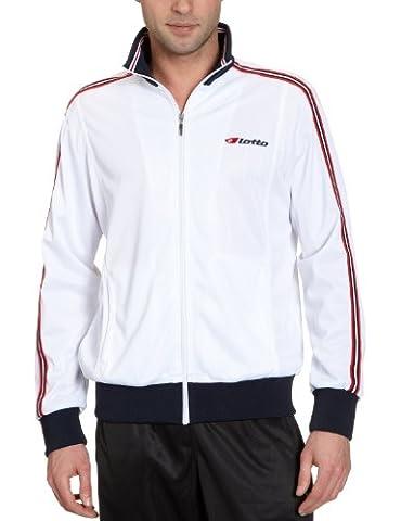 Lotto Sport Range Veste pour homme Blanc blanc XL