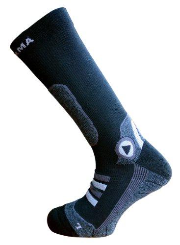 enforma Herren Ski Cross Socken, Herren, Ski Cross, schwarz Preisvergleich