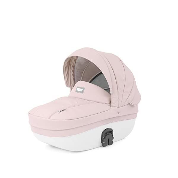BabyStyle Prestige 2 Fabric Pack - Ballerina Babystyle Multi position, Lie-Flat Seat Unit Ventilated Pram Body Compatible with any BabyStyle Prestige 2 Chassis (Sold separately) 3