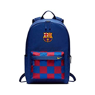 Nike Mochila FC Barcelona Stadium Azul/Granate BA5819-451