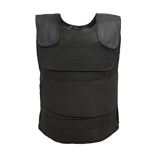 HAIT Körperpanzer PE Kann Verhindern, DASS 5,4 Mm Kugeln Taktische Weste Kugelsicheres Board Stab-Resistente Kleidung Anti-Terrorismus-Messer-Proof-Weste Brustschutz (Sicherheitswesten(A)) -