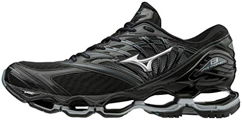 info for 5a3ab e7765 Mizuno Wave Prophecy 8 Negro Plata J1GC1900 04