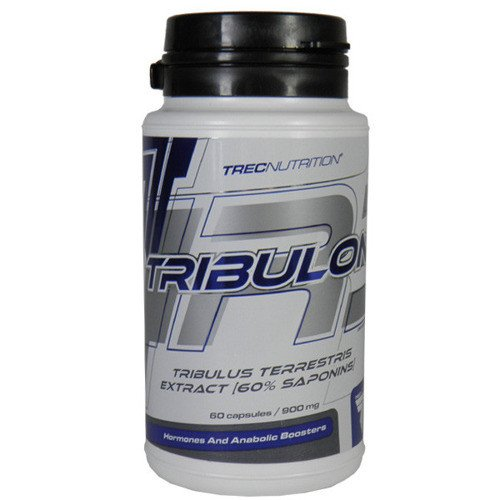 Preisvergleich Produktbild Trec Nutrition Tribulon 60 caps -- Tribulus Terrestris Testo Testosterone Booster for Men & Women
