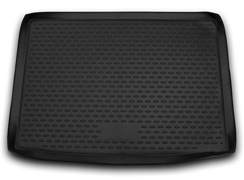 AD Tuning TM22004 Passform Gummi Kofferraumwanne, Rutschfest, schwarz