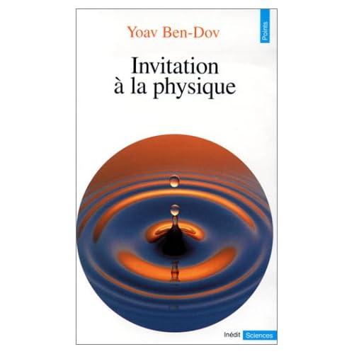 Invitation à la physique