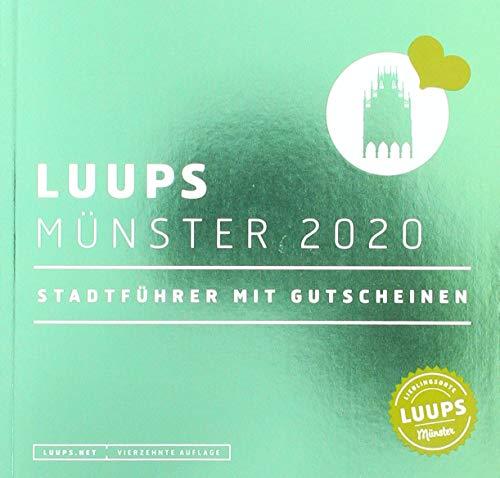 LUUPS Münster 2020: Stadtführer mit Gutscheinen
