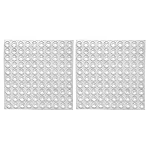 Clear Rubber Feet Adhesive Bumper Pads Self Stick Bumpers