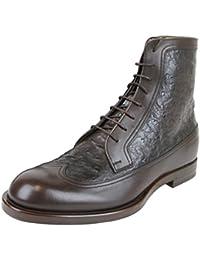 Gucci Botas de tobillo con cordones para hombre 322508