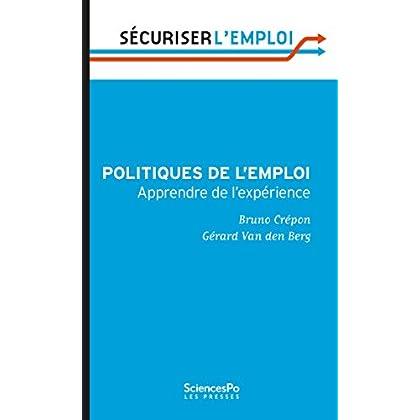 Politiques de l'emploi: Apprendre de l'expérience (Sécuriser l'emploi)